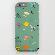 Kitschy Kitchen Slim Case iPhone 6s