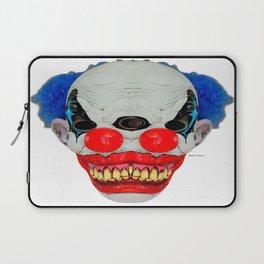 Creepy Clown Laptop Sleeve