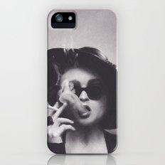 Marla Singer iPhone (5, 5s) Slim Case