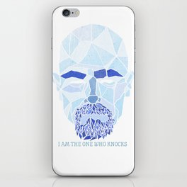 Crystallized Morality - Walter White  iPhone Skin