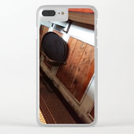 Serving Trays Clear iPhone Case