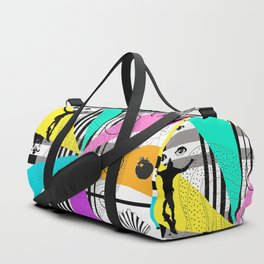 Wave Duffle Bag