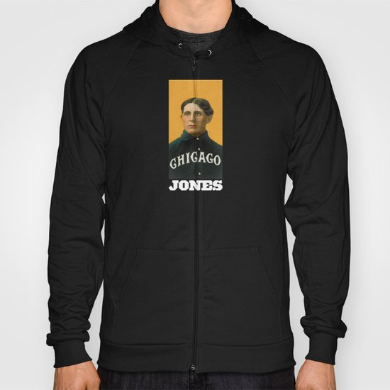 Baseball Vintage Jones Hoody