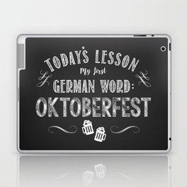 Oktoberfest (Beer / Bier) Laptop & iPad Skin