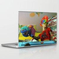 cleveland Laptop & iPad Skins featuring Cleveland Rocks by Nevermind the Camera