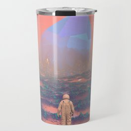 Lost Astronaut Series #02 - Giant Crystal Travel Mug