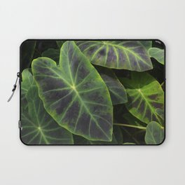 Big Leaf Garden Laptop Sleeve