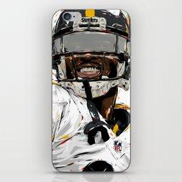 NFL series - Antonio Brown 3 iPhone Skin