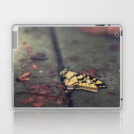 don't be afraid, it's only change Laptop & iPad Skin