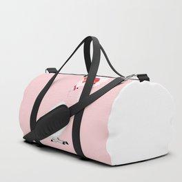 Major Mitchell's cockatoo Duffle Bag