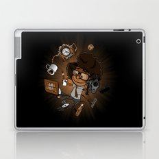 Moss's Happy Place (4 Colour Versh) Laptop & iPad Skin