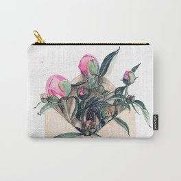 Snd me some peonies love Carry-All Pouch