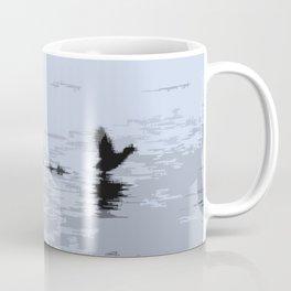 Lake Miramar Duck Coffee Mug