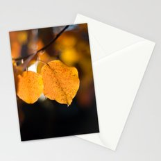 Embers V Stationery Cards