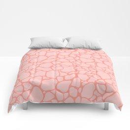 Giraffe 006 Comforters