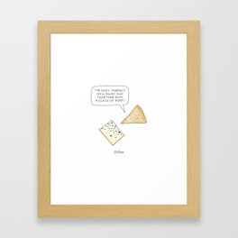 Stilton Framed Art Print