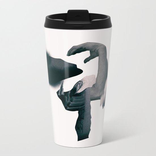 Self_p Metal Travel Mug