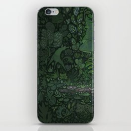The Woods: Little Red iPhone Skin