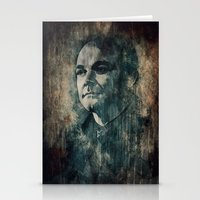 crowley Stationery Cards featuring Crowley by Sirenphotos