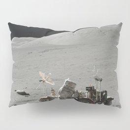 Apollo 17 - Lunar Rover Work Pillow Sham