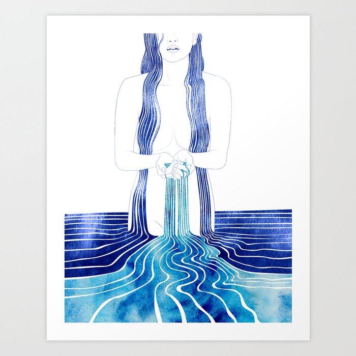 Eudora Art Print