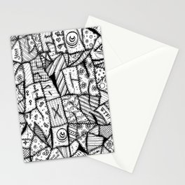 Patchwork Stationery Cards