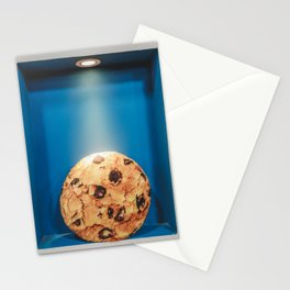 Cookie In A Box Art Print Stationery Cards