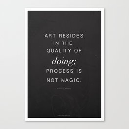 Eames Canvas Print