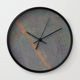 2017 Composition No. 25 Wall Clock