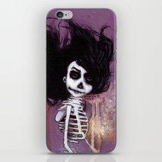 骸骨 参 iPhone & iPod Skin