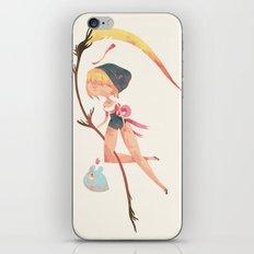 magical death iPhone & iPod Skin