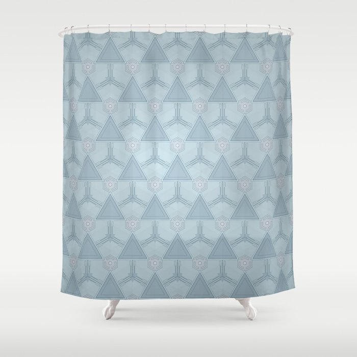 Kaleidoscope 002 Shower Curtain