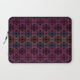 Scrolling Neon Laptop Sleeve