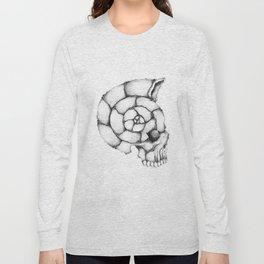 sea skull Long Sleeve T-shirt