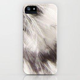 Marabou iPhone Case