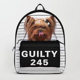 GUILTY! Backpack