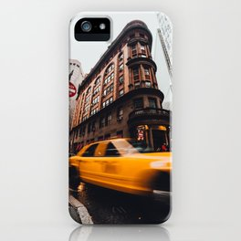 New York Second iPhone Case