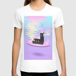 Smoky church T-shirt