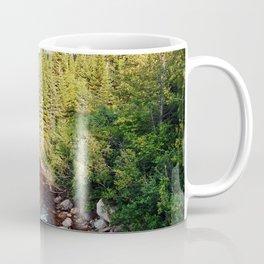 Mountain Forest River Coffee Mug