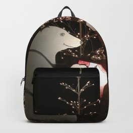 Polar Bear Christmas Backpack