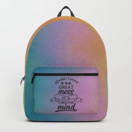 Creative Mind Backpack