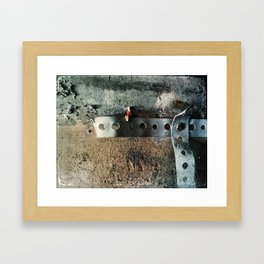 House Disaster Art -  Oh, The Humidity Framed Art Print