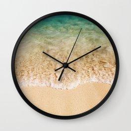 Surf & Sand Wall Clock