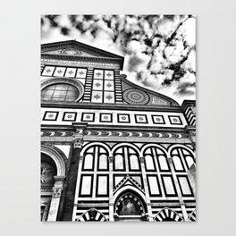 Santa Maria Novella Canvas Print
