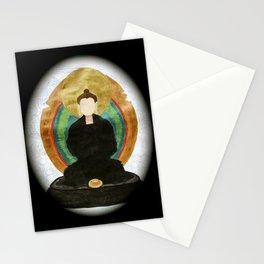 ZAZEN BUDDHA Stationery Cards