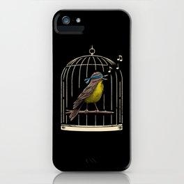 Follow the Birds iPhone Case