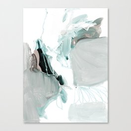abstract painting XX Canvas Print