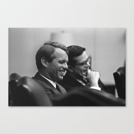 Robert Kennedy Canvas Print
