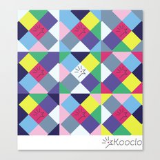 Chequered 1.0 Canvas Print