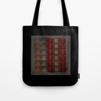 artsy Tote Bags featuring Artsy by Terrell-ESS